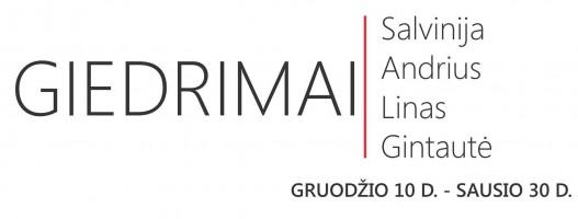 Paroda-GIEDRIMAI-Salvinija-Andrius-Linas-Gintaute