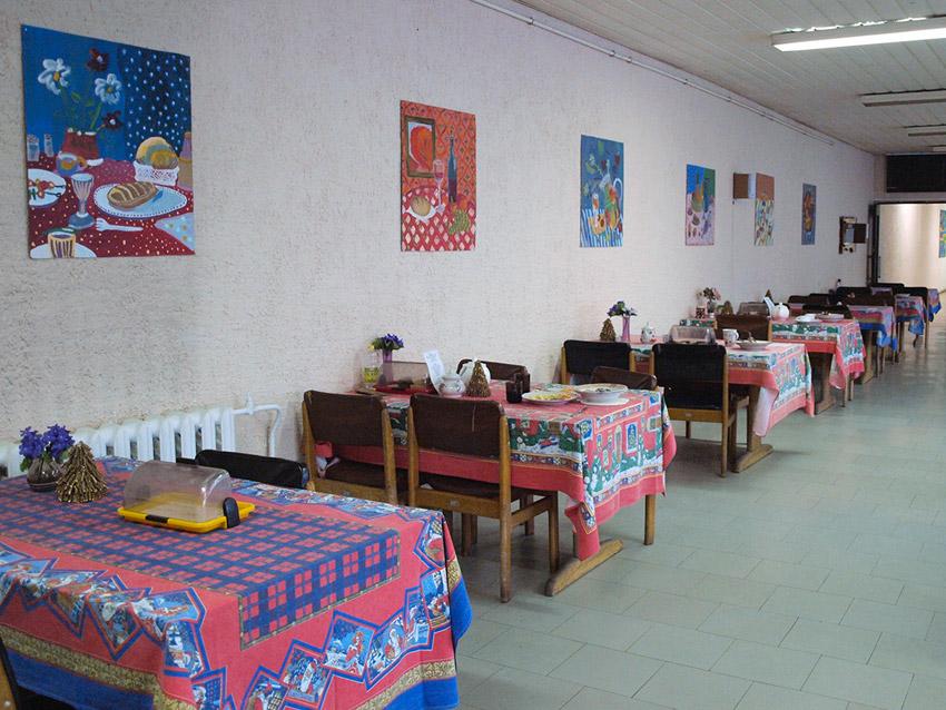 Gerontologijos ir reabilitacijos centre