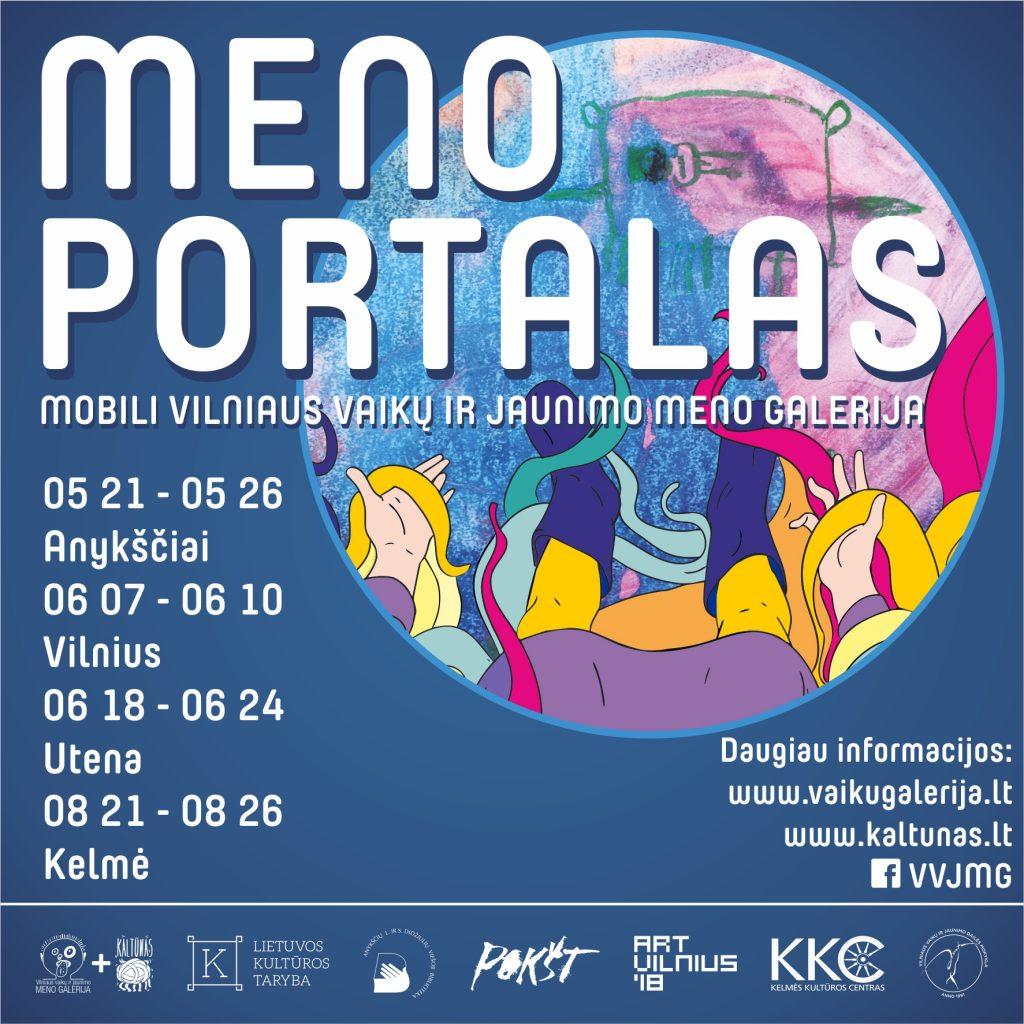 MOBILUS PORTALAS KVADRATAS
