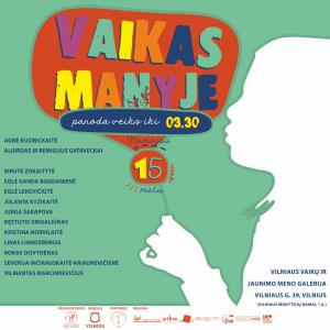 VAIKAS-MANYJE